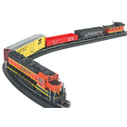 Bachmann Industries . BAC HO Rail Chief Set