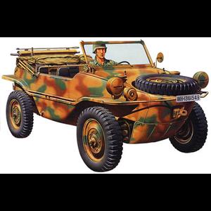 Tamiya America Inc. . TAM 1/35 Schwimmwagen Type 166