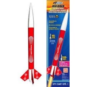 Estes Rockets . EST Red Rider Model Rocket Kit (ARF)