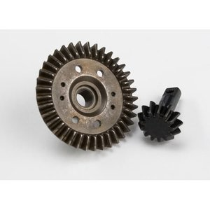 Traxxas Corp . TRA Diff Ring Gear/Pinion Gear