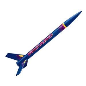 Estes Rockets . EST Wizard Model Rocket Kit (LVL 1)