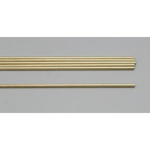 K&S Engineering . KSE Round Brass Tube 3/16 X 36''