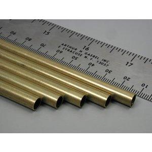 K&S Engineering . KSE Round Brass Tube 1/4 X 36''