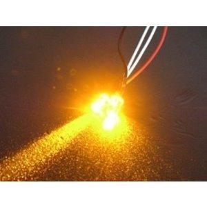 3 Racing . 3RC 3mm Normal Led Light Set – Orange