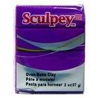 Sculpey/Polyform . SCU Violet - Sculpey 2 oz