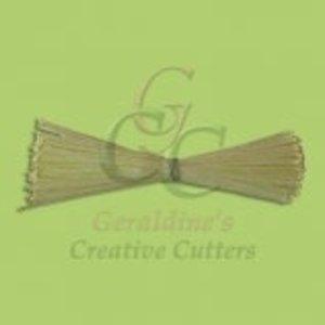Creative Cutters . CRC STAMENS MINI YELLOW