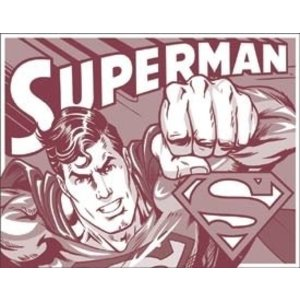 Desperate Enterprises . DPE Superman Duotone