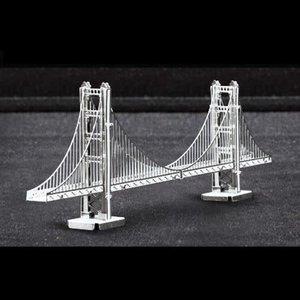 Fascinations . FTN Metal Earth - Golden Gate Bridge