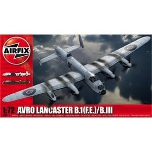 Airfix . ARX 1/72 AVRO LANCASTER BI F.E./BI