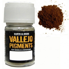 Vallejo Paints . VLJ Rust Pigment 30Ml