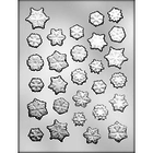 CK Products . CKP Snowflake Assortment Chocolate Mold - 4115
