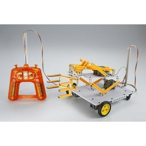 Tamiya America Inc. . TAM R/C ROBOT CONSTRUCTION SET 4CH