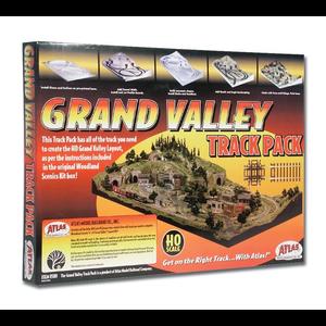 Atlas Model Railroad Co . ATL Ho Grand Valley Track Pack