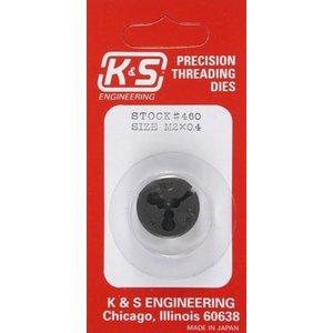K&S Engineering . K+S METRIC DIE 2MM