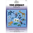 Quilled Creations . QUI Zoo Animals Quilling Kit