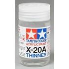 Tamiya America Inc. . TAM X-20A 46ML Acrylic/Poly Thinne