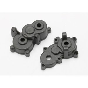 Traxxas Corp . TRA GEARBOX HALVES FR/RE VXL