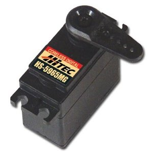 Hitec RCD Inc. . HRC DIGITAL HIGH SPEED HS5965 MG