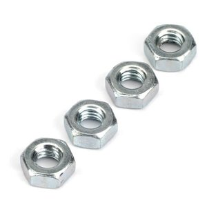 Du Bro Products . DUB HEX NUTS 4MM