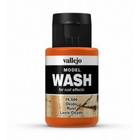 Vallejo Paints . VLJ Rust  Wash