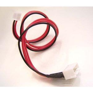 "Common Sense R/C . CSR 10.5"" Extension Cord Fr 3Cel Pk"