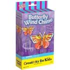 Creativity for kids . CFK Butterfly Wind Chime Mini Kit