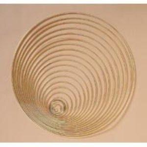 """Darice . DAR 9"""" Gold Metal Ring"""