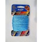 Cottage Mills . COM CRAFT YARN 20YDS BRIGHT blue