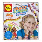 Alex Toys . ALX M&M Candy Wrapper Jewelery Kit