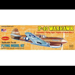 Guillows (Paul K) Inc . GUI CURTISS P40 WARHAWK