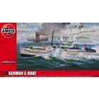 Airfix . ARX (DISC) - 1/72 GERMAN S BOAT