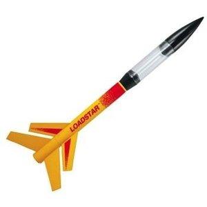 Estes Rockets . EST Loadstar II Model Rocket Kit (Lvl 2)