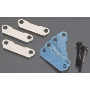 Associated Electrics . ASC BRAKE SHOES & SCREWS (4)