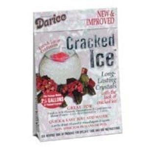 Darice . DAR (DISC) Cracked Ice Dec Crystals