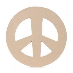 Darice . DAR (DISC) Layered Paper Mirror Peace