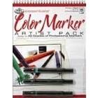 Royal (art supplies) . ROY COLOR MARKER PAPER PAD SET