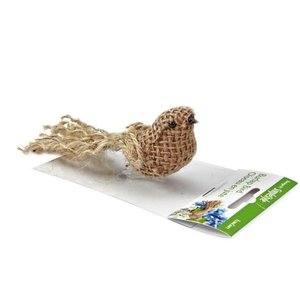 Floracraft . FLC (DISC) - Bird - Natural Burlap