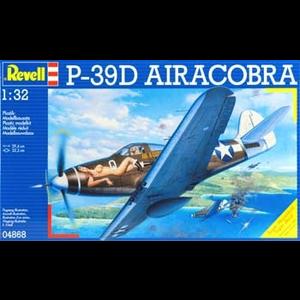 Revell of Germany . RVL (DISC) - 1/32 P-39D Airacobra