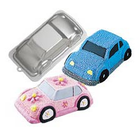 Wilton Products . WIL 3-D Cruiser (Car) Cake Pan