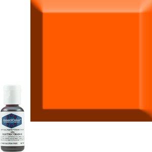 AmericaColor . AME AmeriColor .75oz Soft Gel – Electric Orange