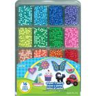 Perler (beads) PRL Stripes 'n Pearls - Perler Bead Kit 4000 pkg