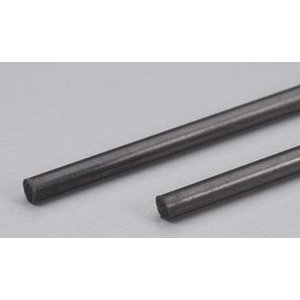 Great Planes Model Mfg. . GPM CARBON FIBER ROD .12X23.6''
