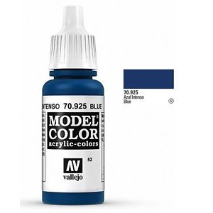 Vallejo Paints . VLJ Intense Blue 17Ml