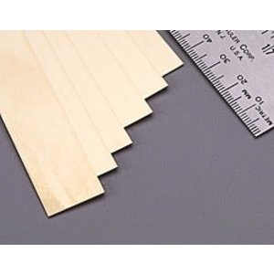 K&S Engineering . KSE Brass Strips 12'' .032 X 3/4