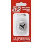 K&S Engineering . K+S Threading Die2-56