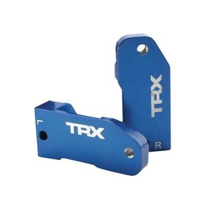 Traxxas Corp . TRA Caster Blocks 30 Blue
