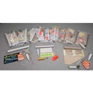 Estes Rockets . EST Alpha/Viking/Generic Educator Pack (12)
