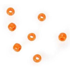 Darice . DAR Neon Orange Pony Beads