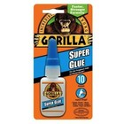 Gorilla Glue . GAG Gorilla Super Glue 20 g Bottle