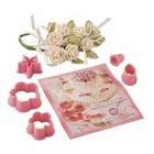 Wilton Products . WIL (DISC) - Rose Bouquet - Cutter Set